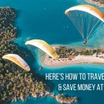 How I Saved Money For Travel : You Don't Need To Be Rich :)