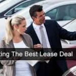 How to Lease a Car and Get the Best Deal
