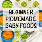 How to Make Homemade Baby Food: A Beginner's Guide