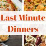 Last Minute Thanksgiving Dinner Solutions | Last-Minute Thanksgiving Side Dish Recipes
