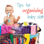 The Best Way to Organize Outgrown Baby Clothes for Storage