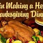 Thanksgiving Dinner At-A-Glance – Oh How I Love Thee!