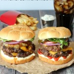 The Ultimate Cheeseburger on a Grill   Perfect Burger Recipe