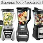 Ultimate Top 5 Food Processor Benefits
