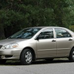 Used Toyota Corolla For Sale By Private Owner