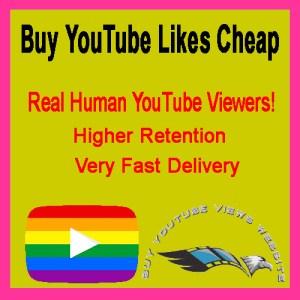 Buy Real YouTube Likes