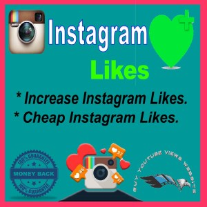 Buy Cheap Instagram Likes