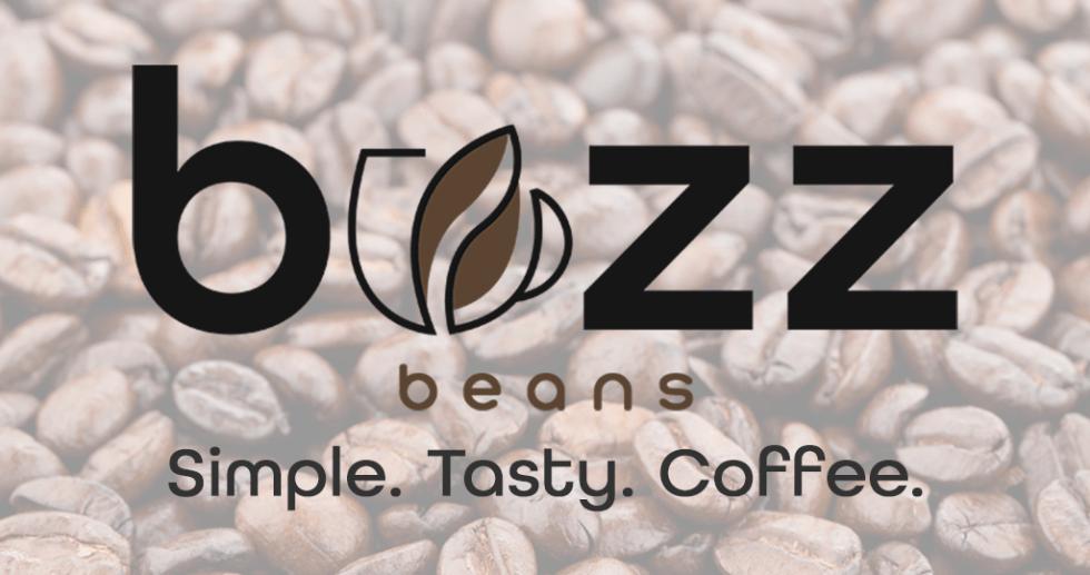 Buzz Beans Coffee Logo