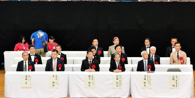 岐阜県ボクシング連盟の四橋英児会長も怒りの挨拶!?山根明会長の責任を削除した日本ボクシング連盟のご報告は違法の言い訳、自己保身、トカゲの尻尾切り。