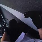 SNS拡散が京都府八幡市のバイク追突事故の黒ベンツを発見!加害者が音信不通になる理由は任意保険!?ドラレコなどの用意と初期判断で逃げ得を防止できるぞ。