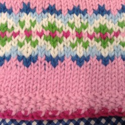 Fair Isle world ….