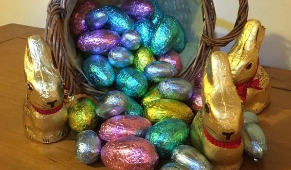 Home-Made Easter Egg Hunt
