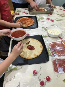 Buzymum - Top pizza bases with favourite toppings