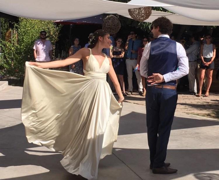 Buzymum - The first dance