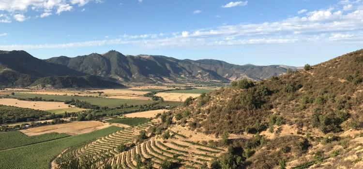 Our Chilean Adventure- Part 1