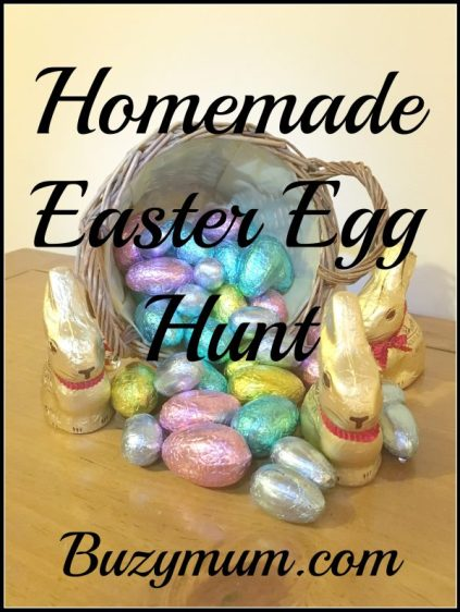 Buzymum - Every clue you need for a homemade Easter egg hunt!