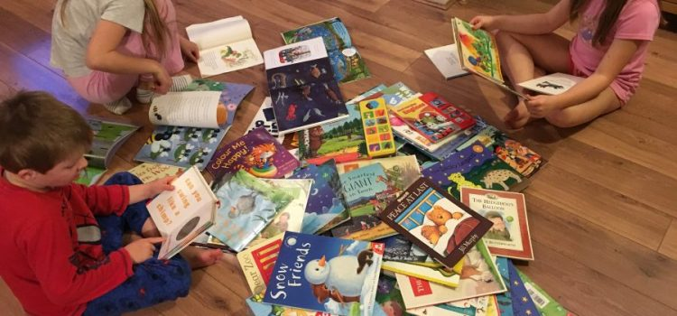 Buzymum - Re-discovering some old favourite children's books!