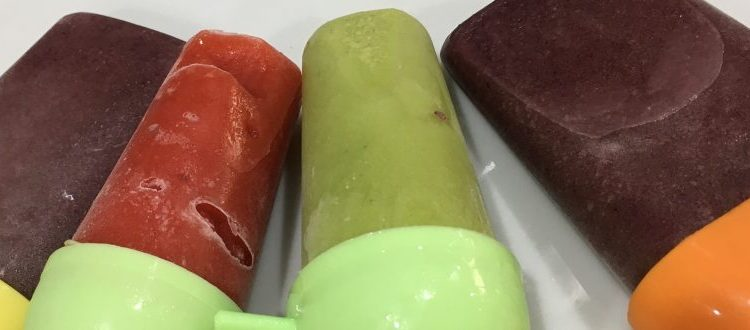 Healthy, Low Sugar Desserts and Treats