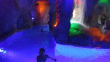 Buzymum - Swimming through the caves at Liberty Lykia