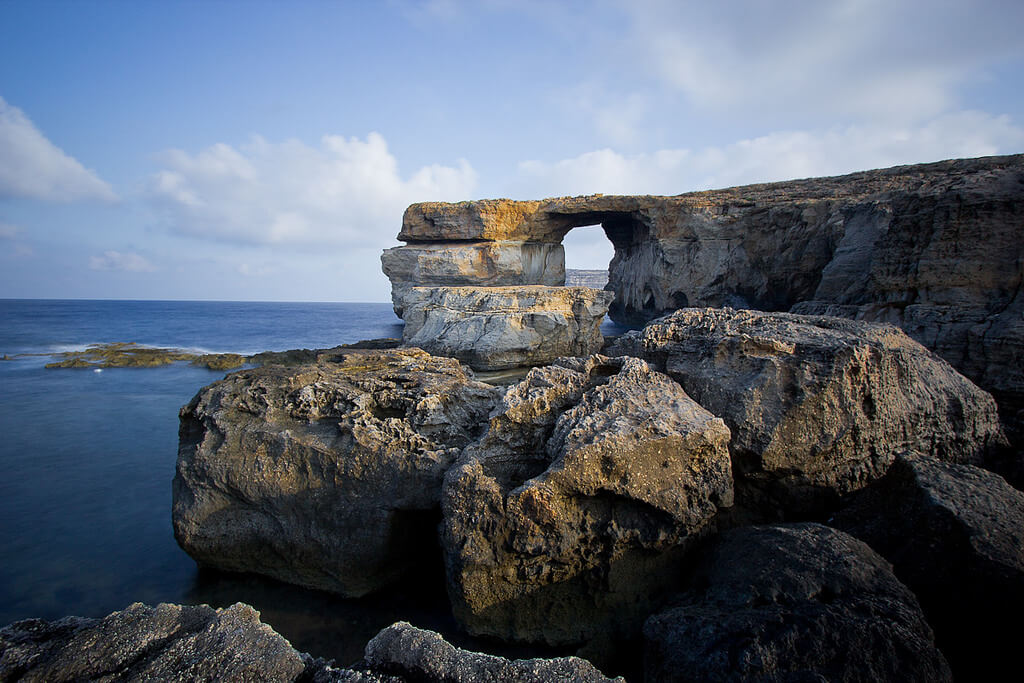 Azure Window Image Source: Flickr/_anacoma_
