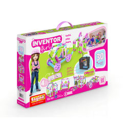 Engino – INVENTOR GIRL 30 Models Motorized - Price: €60