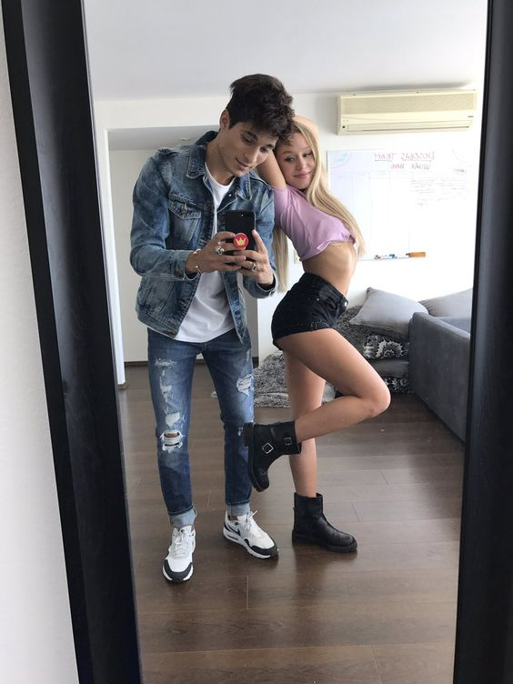 Cute Couple Doing There Thing