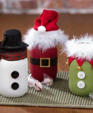 Christmas decor Santa