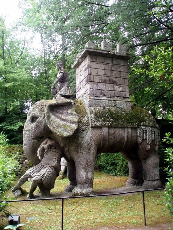 amazing elephant statue to see
