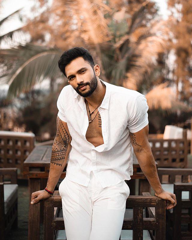 indian male model