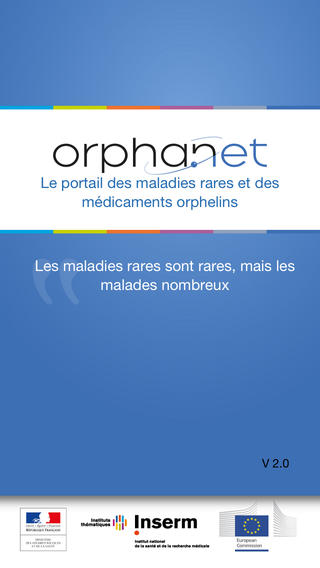 Orphanet lance son application mobile
