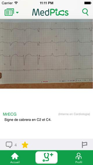 MedPics : application mobile de partage de photos médicales