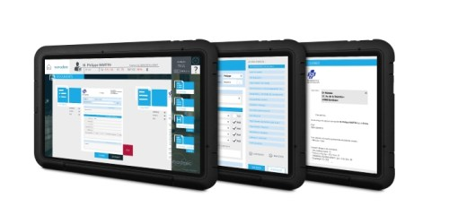 Solution mobile Nomadeec