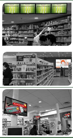 Pharma-instore