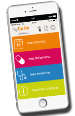 Application MyCurie