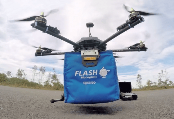 Drone-flash