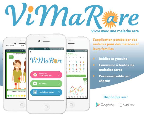 Application ViMaRare