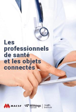 Etude withings/MACSF sur la santé connectée
