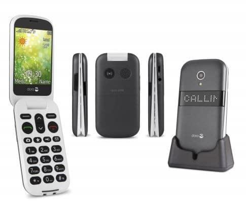 Doro : téléphone pour sénior
