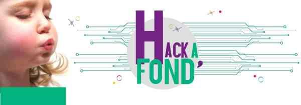 Hack A Fond', le numérique au service des enfants malades