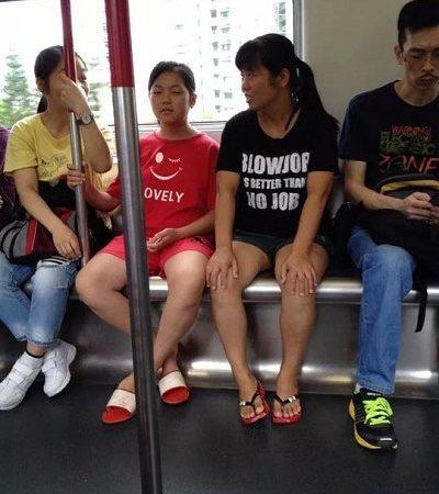İngilizce Dil Sınavına Girmeden Tshirt Giymesi Yasaklanması Gereken 12 Şaşkın