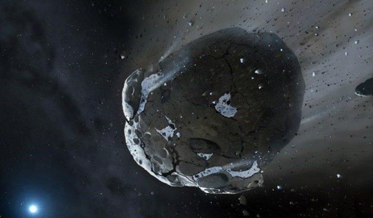 Dünya Felaketin Eşiğinden Döndü: Dev Astreoid Yakından Geçti