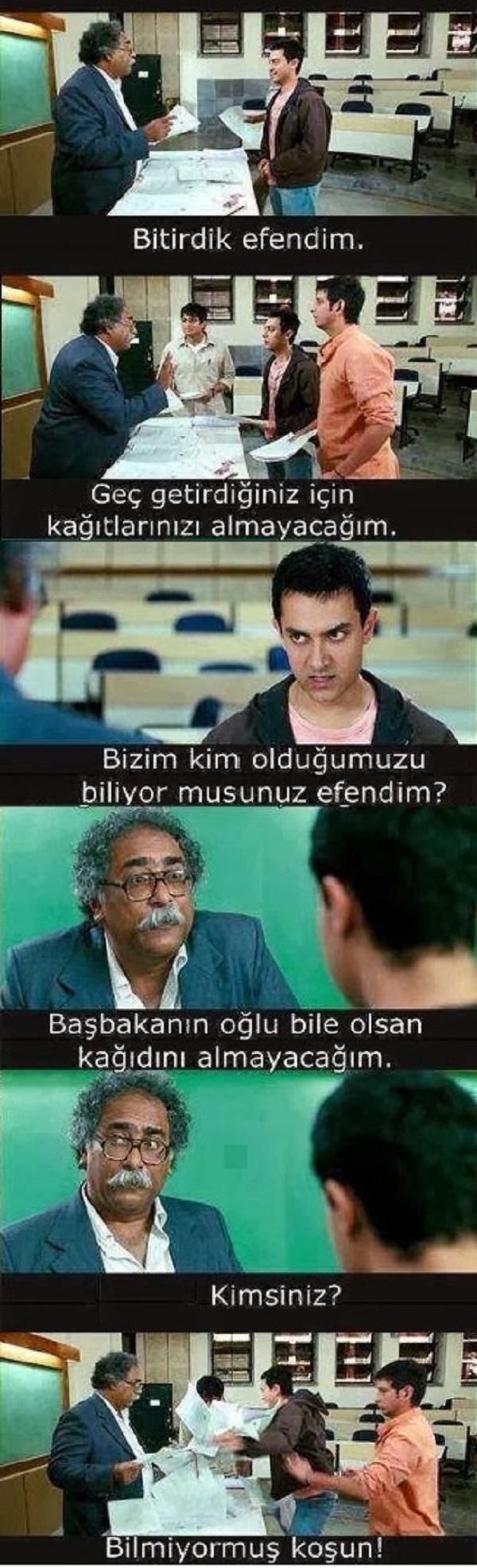 Aamir Khan 3 idiots Biz kimiz