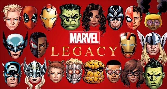 Marvel Comics Super Kahramanları