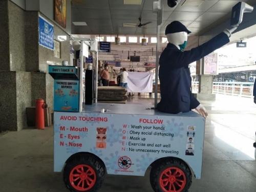 Railways Launch 'Captain Arjun' for enhanced Passenger Safety