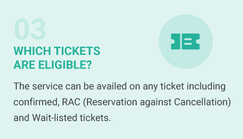 Which Tickets are eligible?