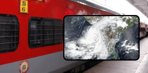 Train Rescheduled due to Cyclone Nisarga; Check Complete List