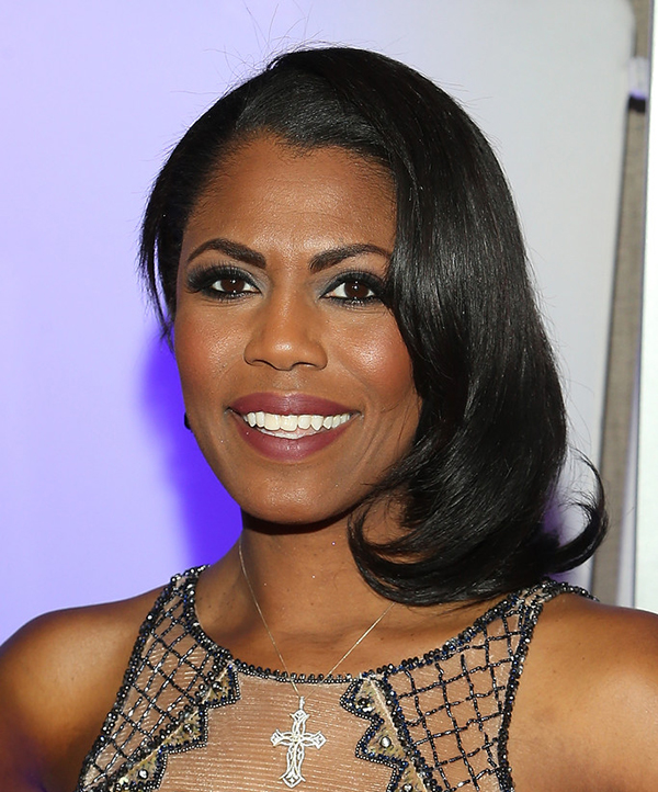 Omarosa Manigault notes the exclusionary methods of purportedly inclusionary Women's March organizers after pro-life groups are banned from participating (Credit: Paul Morigi/Getty)