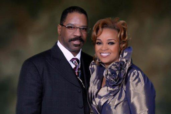 Image result for Bishop Sheard and Karen Clark Sheard  getty image