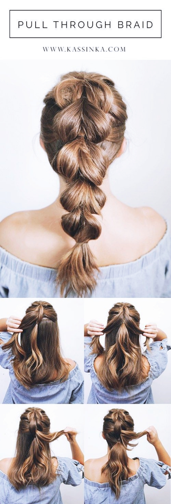 40 self-do hairstyles for working moms - buzz 2018