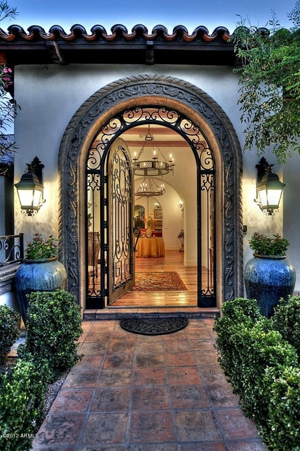 40 Glorious Front Gate Designs for Your Home Buzz 2018